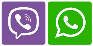 Viber / WhatsApp